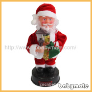 Hold On Palace Lantern And Gifts Santa Claus