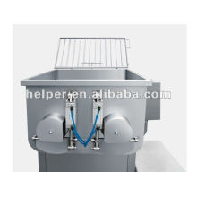 Mixer for meat mixing