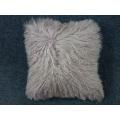 Mongolian Lamb Fur Custom Pillow Case