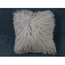 Mongolian Lamb Fur Custom Pillow Case