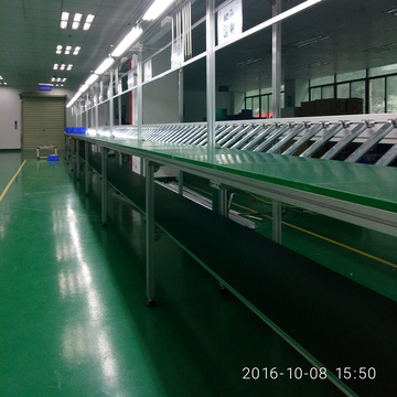 Rolled Motor Assembly Line Motorized Conveyor Roller Motorized Line