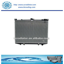 Cooling system aluminum auto radiator for Nissan