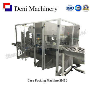 High Speed Case Packing Machine (Side Loader)