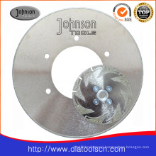Electroplated Diamond Saw Blade for Marble Cutting