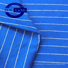 tricot tricot jersey costume ouvrier costume printemps été usure quotidienne t-shirt coton anti rayures tissu