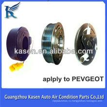 Горячая продажа компрессора компрессора AC 12v 6pk ac для Pevgeot T 206/307