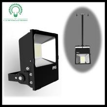 Reflector al aire libre del accesorio de iluminación de TUV GS UL Dlc LED 70W 100W 150W 200W 3LED luz de inundación