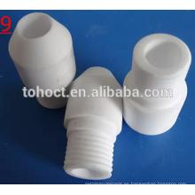 Tubo de cerámica espiral Steatite