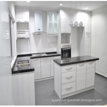 Modern Kitchen American Standard Solid Wood Kitchen Cabinets