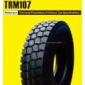 Neumático sin cámara 315 / 80R22.5 para neumático de camión
