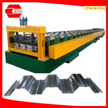 Verzinkte Stahlboden-Deckblatt-Maschine (Yx51-750)