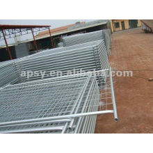 temporary metal fence panels sheet