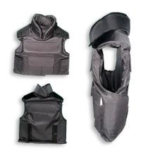 NIJ levier Iiia UHMWPE Bullet Proof Vest pour militaires