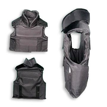 Nij Lever Iiia UHMWPE Bullet Proof Vest for Military