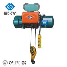 China Alta calidad 5ton, 10 toneladas de alzamiento de cadena eléctrico