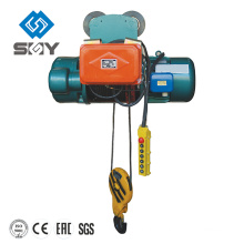 1 Ton,2Ton,5Ton,10 Ton Electric Hoist With Wire Rope Lift