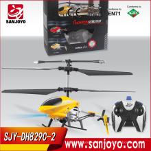 Más barato 2Ch helicóptero rc volando helicóptero de juguete volando whirlybird juguete 2CH RC helicóptero helicóptero
