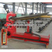 SHUIPO No Template Irregular Dished Head Folding Machine / Tank head edge folding machine/ Tank head spinning machine