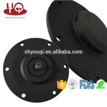 Diafragma de goma de la válvula de la bomba de agua Parche de diafragma de sellado reforzado tela con tornillo de metal