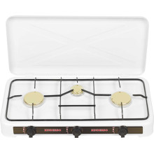 Hot Sale Gas Paint Three Burner Gas Cooker
