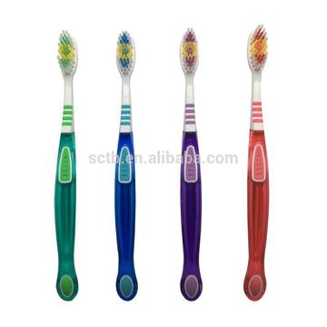 2018 China Low Factory Price Cheapest Big Handle Toothbrush