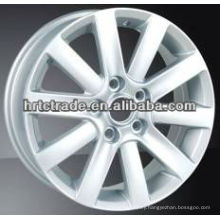 16/17 inch beautiful chrome sport replica wheels for mazda