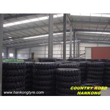 7.50-16 Rodas do pneu da frente do trator Bias Nylon Pneu do pneu da agricultura