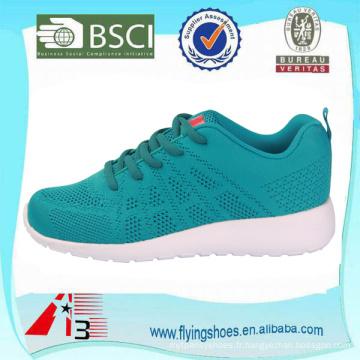 Chine quanzhou chaussures usine OEM chaussures de sport