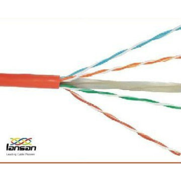 premium quality lan cable cat6 23awg/24awg approved by UL
