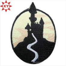 Badges de broderie personnalisés de vente directe d'usine (XY-MXL73002)