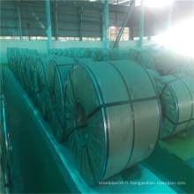 Prix de base 60g / 80g / 125g Zn Coating Galvanized Steel Coil