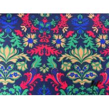 Estiramento Poli com Tecido Impresso (ART NO. UWY8186R-pH1)