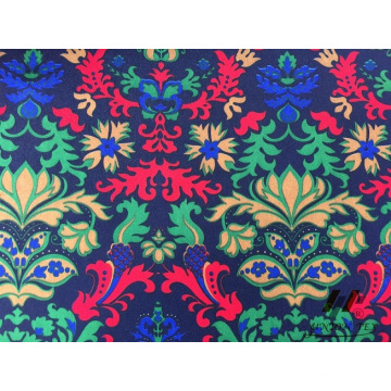 Poly Stretch with Printed Fabric (ART NO. UWY8186R-pH1)