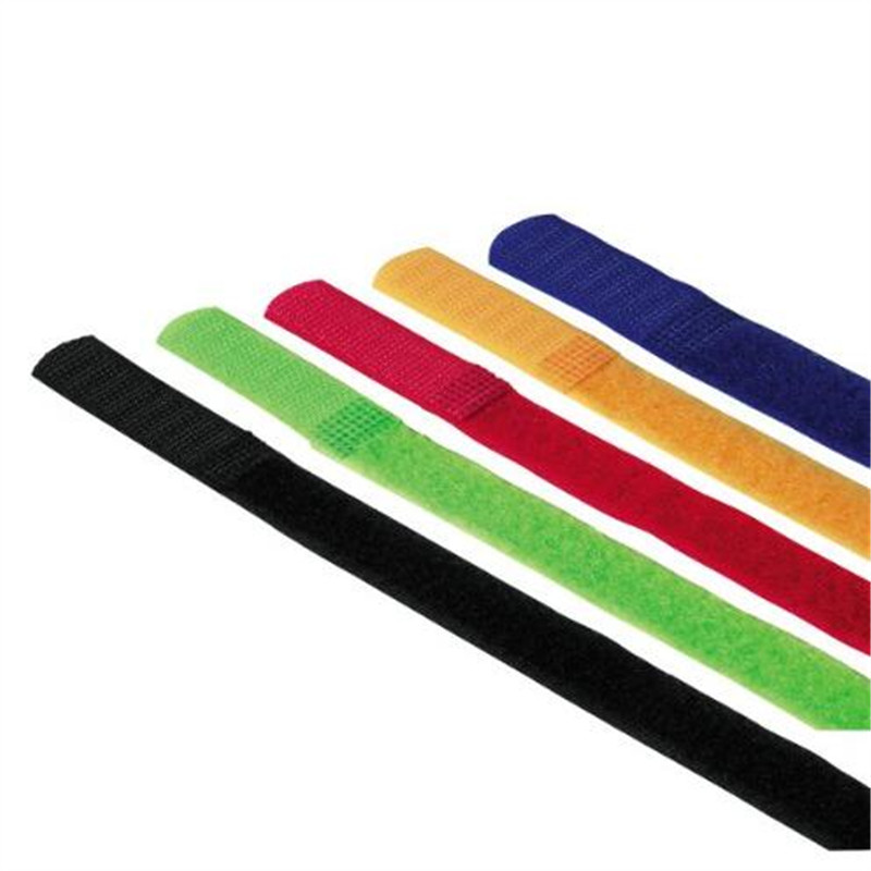 adhesive velcro hook loop tape