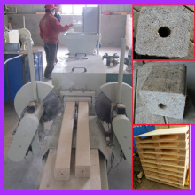 Widely Used Wood Pallet Block Machine