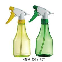 Botella plástica del rociador del gatillo de 380ml mini (NB296)