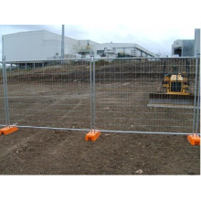 The Welded Wire Mesh Temporary Construction Fencing (Anjia-049)