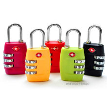 Tsa Combination Lock with Master Key Lock Tsa-390