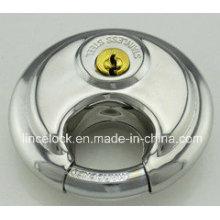 Cadenas à disque en acier inoxydable avec manille enroulée (203)