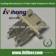 SC femelle FC male adaptateur fibre duplex