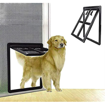 Puppy Pet Screen Door Flap Window voor katten
