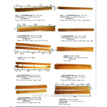 Escalator Step Frame/Trod Lath/Escalator Parts