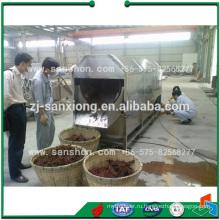 Стиральная машина для производства корневищ роторного типа
