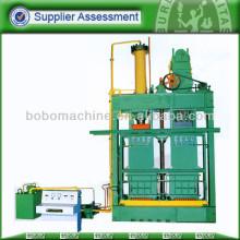 Cotton baler press machine