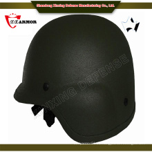 Oro proveedor China 1.3-1.5kg balística casco de acero