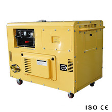 Max Power 10kw Silent Diesel Generator Hot Sale with Lowest Price, High Quality
