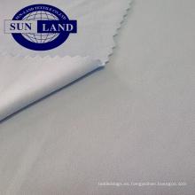 REPREVE 92% poliéster reciclado 8% tela de jersey de spandex para ropa deportiva