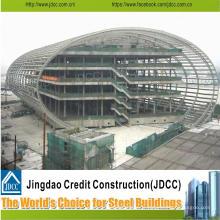 Bâtiment de structure en acier du fabricant professionnel