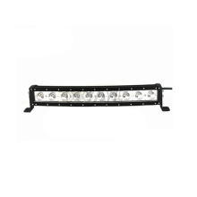 Car Parts 100W LED Work Light Curve Light bar Single row 22inch led Offroad headlight High Power