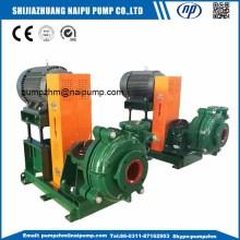 AH solid handing slurry pump